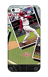 cincinnati reds MLB Sports & Colleges best iPhone 5/5s cases