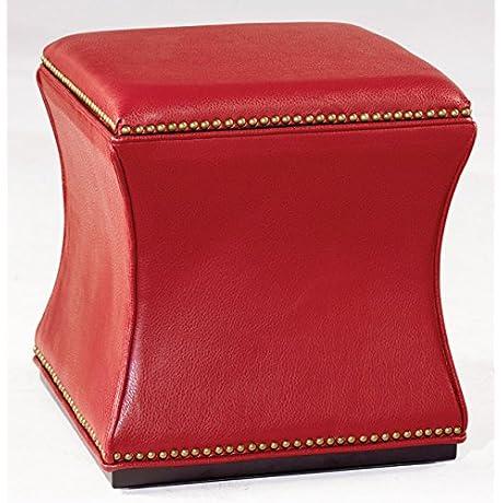 Hammary Hidden Cube Ottoman