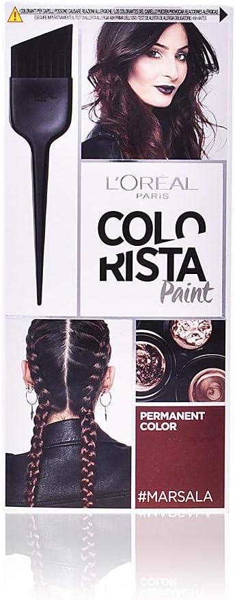 LOreal Paris Colorista Coloración Permanente Colorista Paint - Marsala