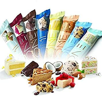 Oh Yeah One Protein Bars Variety Pack 12 Mixed Flavors