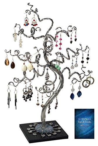 Adjustable Aluminum Jewelry Organizer Display product image