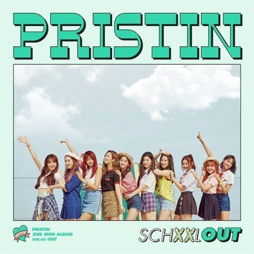 CD : Pristin - Schxxl Out (out Version) (Asia - Import)
