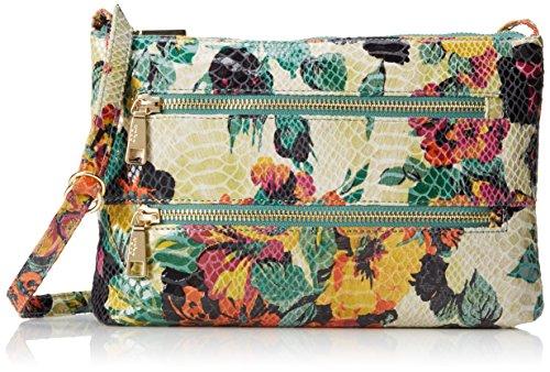 HOBO Vintage Mara Cross-Body Handbag,Vintage Bouquet,One Size
