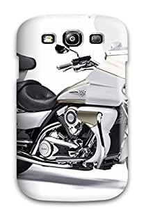 Galaxy Case Cover With Kawasaki Motorcycle Nice Appearance Compatible With Galaxy S3