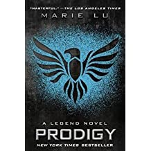 Marie Lu: Prodigy : A Legend Novel (Paperback); 2014 Edition