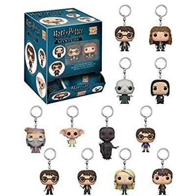 Funko Pop Keychain Blind Bag: Harry Potter Collectible Figure, Multicolor: Funko Pop! Keychains:: Toys & Games