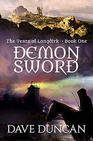 book cover of Demon Sword
