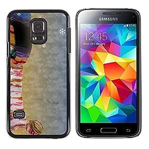 Print Motif Coque de protection Case Cover // M00156899 Efectos de escritorio del invierno // Samsung Galaxy S5 MINI SM-G800