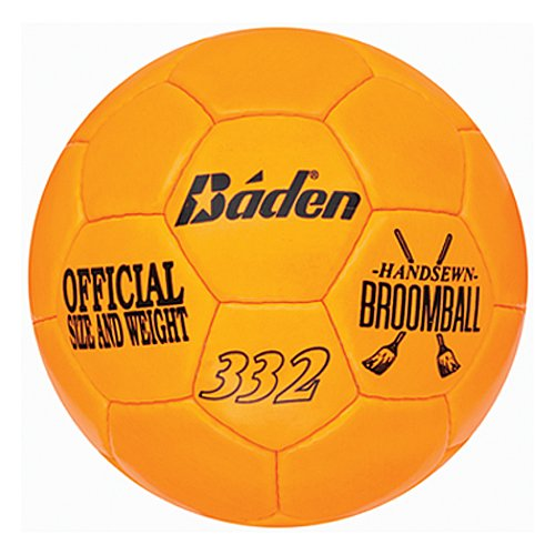 Baden Official Size and Weight Synthetic Leather Broomball