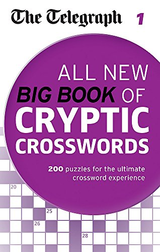 The Telegraph: All New Big Book of Cryptic Crosswords (Telegraph Puzzle Books)