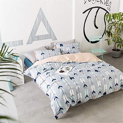 VClife Cotton Bedding Sets Arrow Duvet Cover Sets