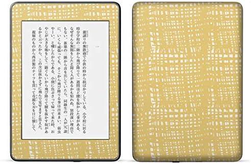 igsticker kindle paperwhite 第4世代 専用スキンシール キンドル ペーパーホワイト タブレット 電子書籍 裏表2枚セット カバー 保護 フィルム ステッカー 050267
