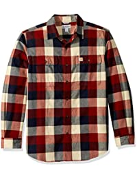 Men's Hubbard Plaid Flannel Shirt