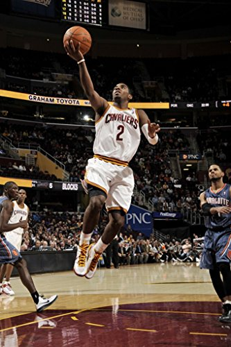 Kyrie Irving Cleveland Cavaliers Basketball Poster Art Print S