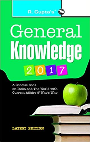General Knowledge And Current Affairs Book