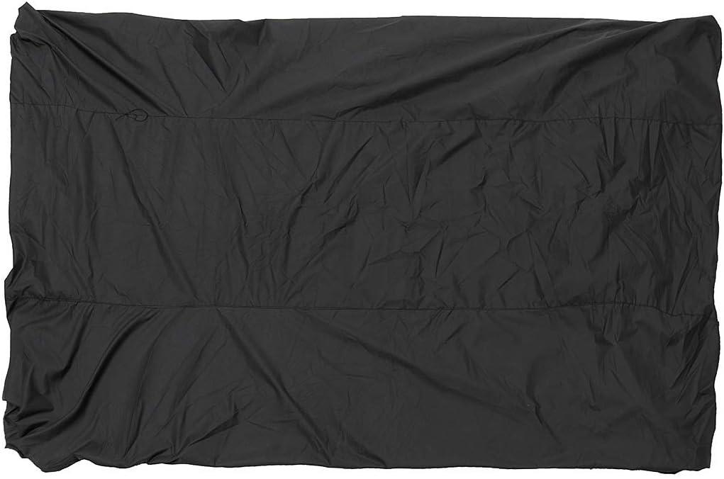 dDanke Housse de Protection Anti-poussi/ère pour rameur 285 x 51 x 89 cm