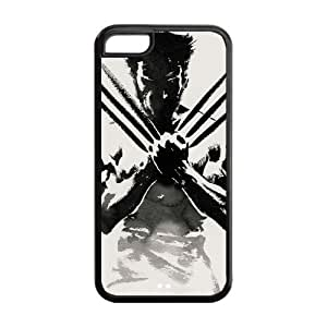 MMZ DIY PHONE CASEMarvel Wolverine ipod touch 4 Case Hard Plastic ipod touch 4 Fitted Case