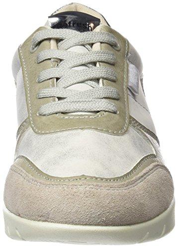 Refresh Damen 063548 Sneaker Silber