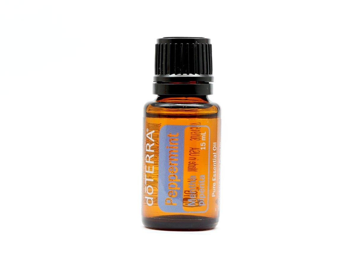 doTERRA Peppermint Essential Oil - 15ml +