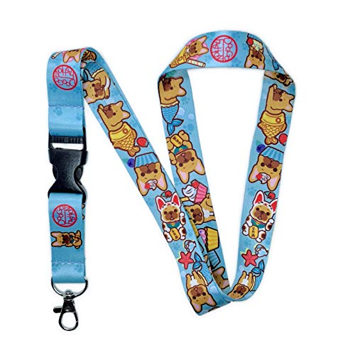 french bulldog lanyard - 5