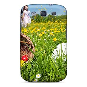 Awesome AEnGWaS2920aWlqs Lynutchins Defender Tpu Hard Case Cover For Galaxy S3- Dream Spring 2012 Easter 92