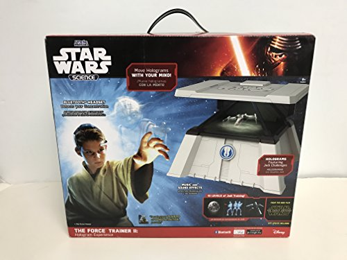 Force Awakens STAR WARS Science The Force Trainer 2 II Hologram Jedi (Star Wars Force Trainer)