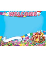 Eureka Candy Land Welcome Poster