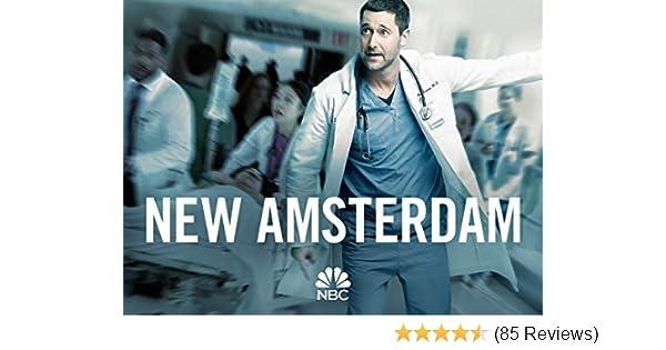 Amazon com: New Amsterdam, Season 1: Ryan Eggold, Freema