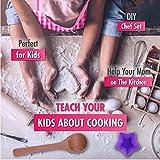 Kids Baking Set Cooking Apron - 13 Piece Children