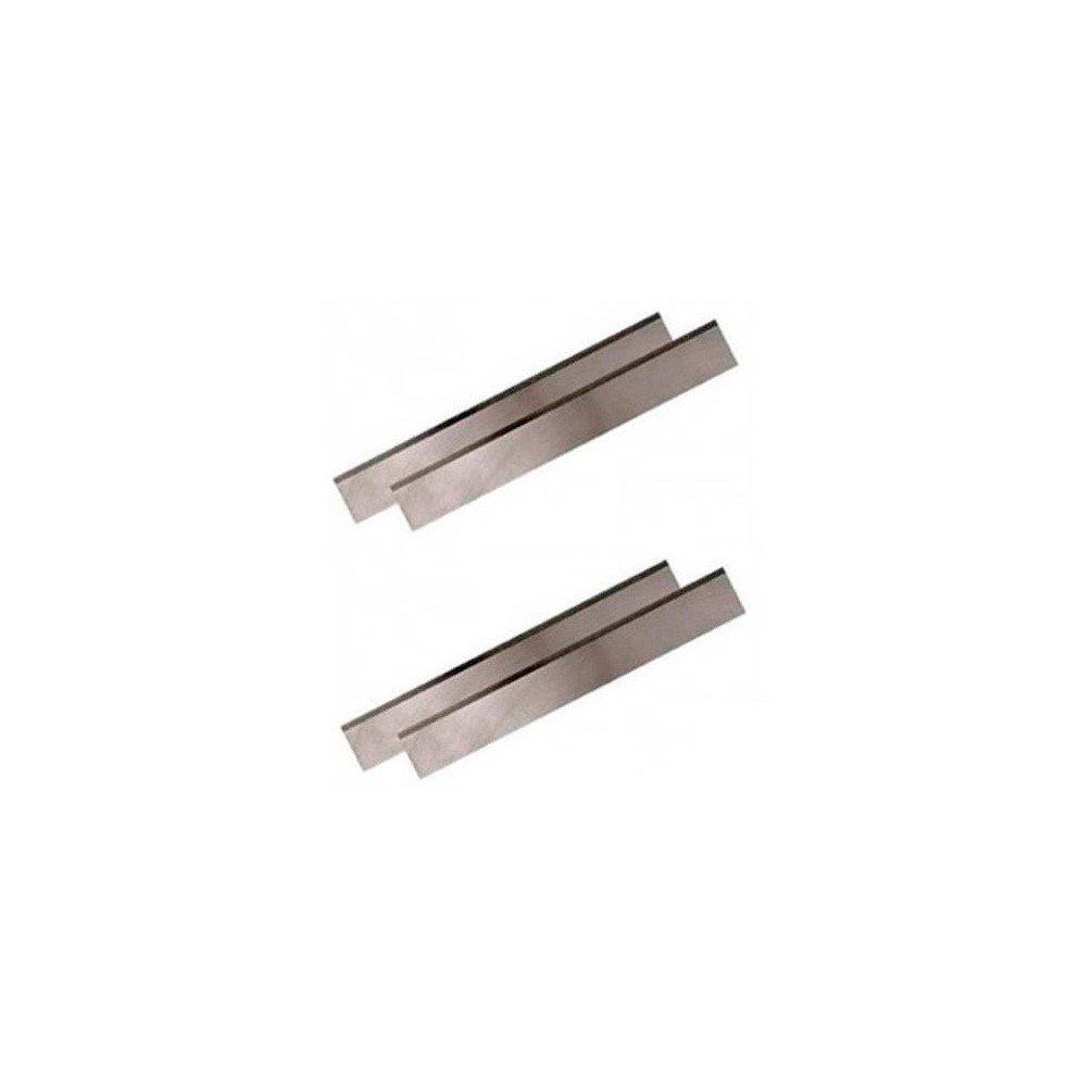 Holzmann–4umkehrbaren Eisen CARBURE de Abrichthobelmaschine 410x 19x 1mm hobm-410191trihss