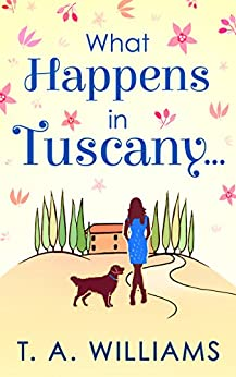 What Happens Tuscany T Williams ebook product image
