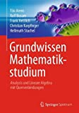 img - for Grundwissen Mathematikstudium - Analysis und Lineare Algebra mit Querverbindungen by Tilo Arens (2012-11-29) book / textbook / text book