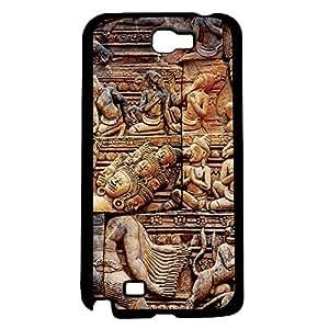 Ancient Egypt Legend Kaligrafi Hard Snap on Phone Case (Note 2 II)