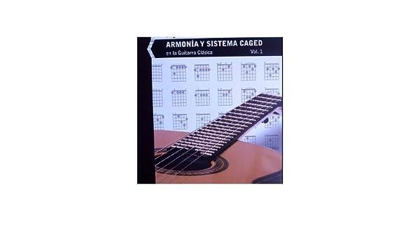 ENCLAVE - Armonia y Sistema CAGED Vol.1 para Guitarra Corraliza ...