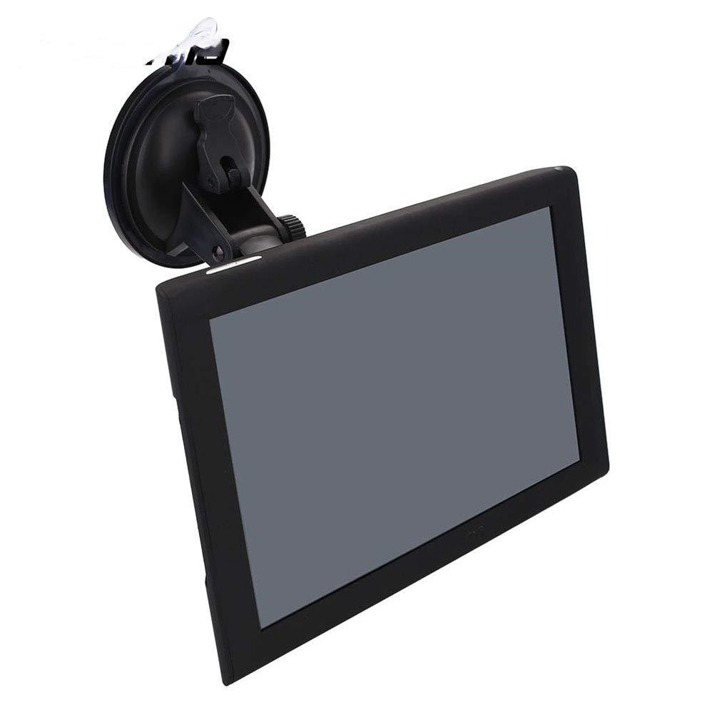 Keyobesa Navigation GPS Camion Noir 256Mb 8G GPS avec Syst/ème dAlarme /à Navigation Navigator Portable Ce /à 9 Pouces GPS /à Voiture