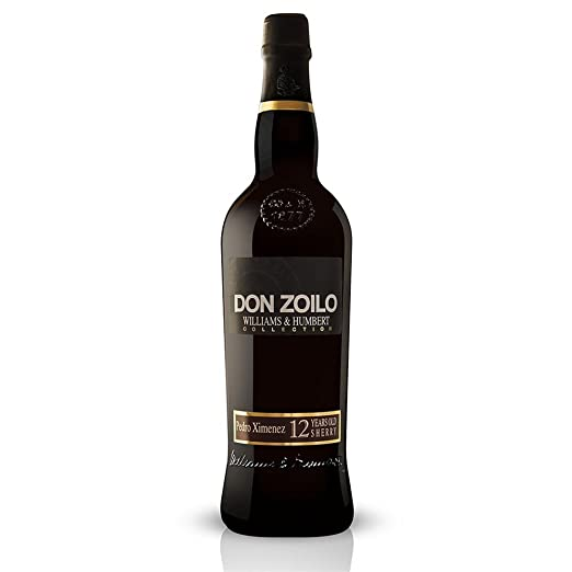 "2 opinioni per Sherry ""Don Zoilo"" Pedro Ximénez Williams & Humbert"