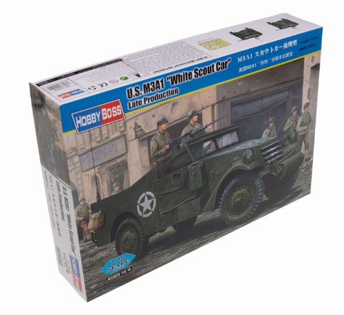 Review Hobby Boss US M3A1