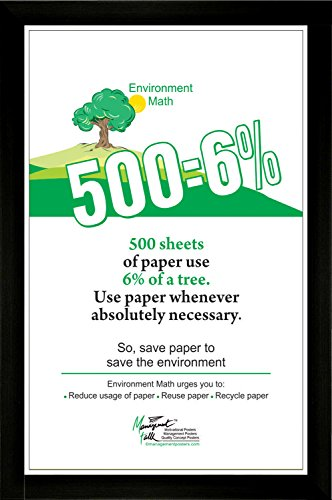 Save Paper Environment Math 500=6 Percent Urges you to Use P
