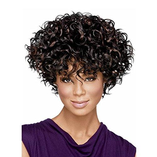 Womens Synthetic African American Brazilian
