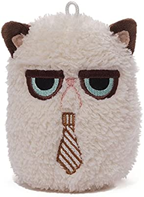 1c3f9dc9cd0 Amazon.com  Gund Grumpy Cat Mini Plush with Tie