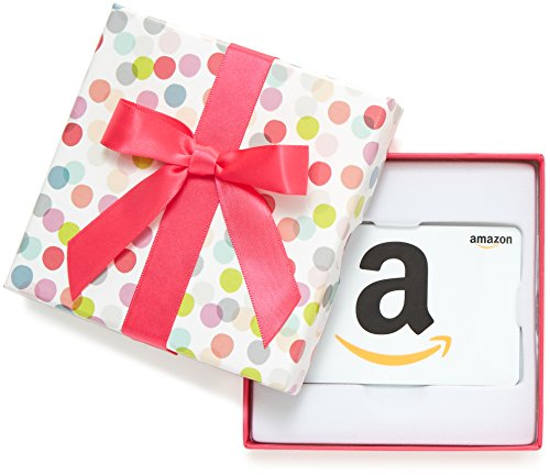 Large Product Image of Amazon.com Gift Card in a Dot Box