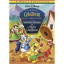 Saludos Amigos / Three Caballeros (2008)