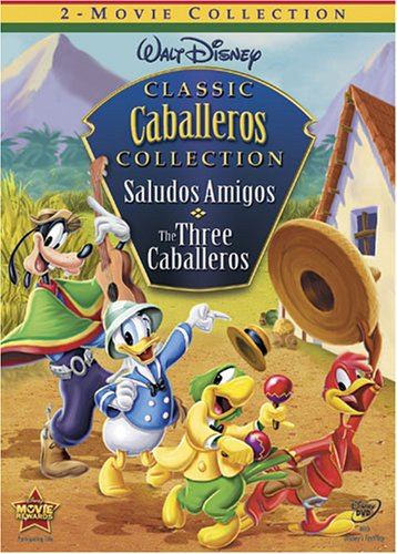 Saludos Amigos / Three Caballeros by Buena Vista Home Video