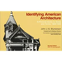 Identifying American Architect by Blumenson John (1995-10-06)