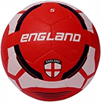 Vector X England Rubber Moulded Football