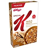 Special K Cereal Vanilla Almond, 18.8 oz For Sale