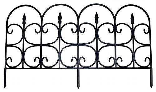 Emsco Group 2093 Medium Victorain Ornamental Gate Fencing