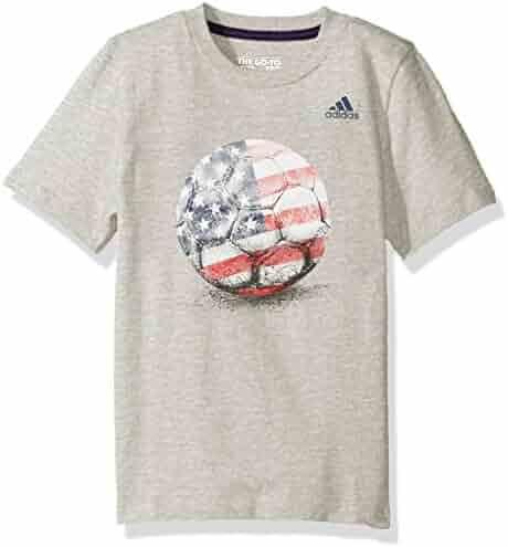 Adidas Boys' USA Tee