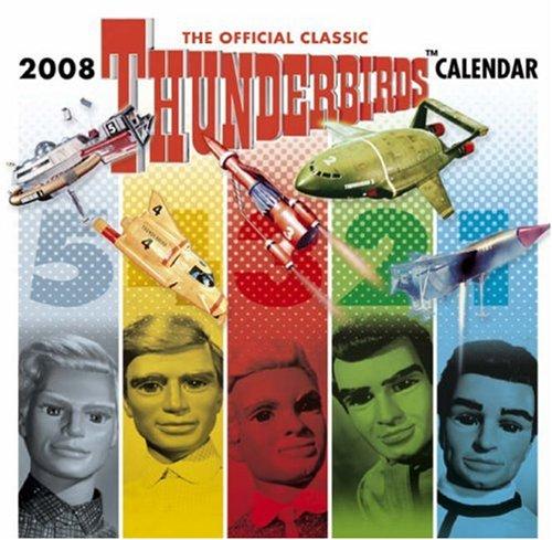 (Thunderbirds (Classic) Calendar 2008 (Square Calendar) (Square Calendar) (Square Calendar))