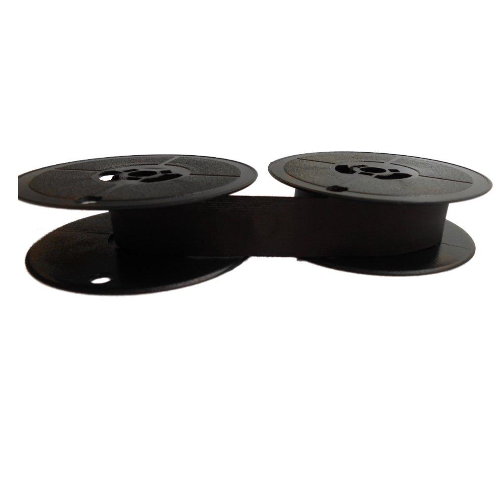 Olivetti Noir Farbband- -pour Valentine Farbbandfabrik Original Taille 8: Amazon.es: Oficina y papelería